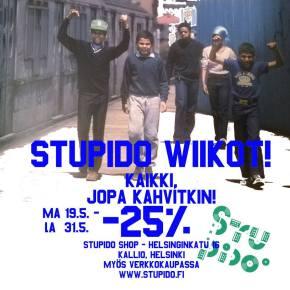 STUPIDO WIIKOT!